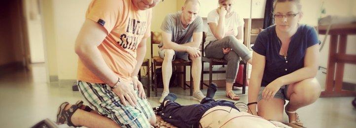 Kurs doskonalenia zawodowego ratowników medycznych - podsumowanie