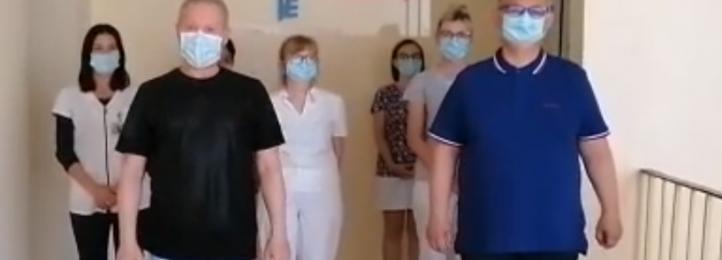 #GaszynChallenge. Oddział Onkologii Klinicznej