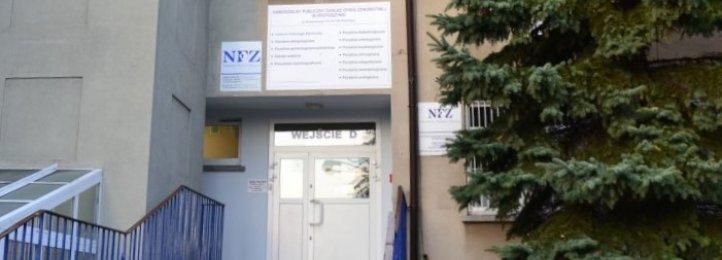Budynek Przechodni Specjalistycznej w Krotoszynie, ul. Bolewskiego 4-8.